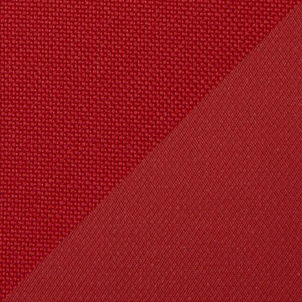 Red PVC fabric
