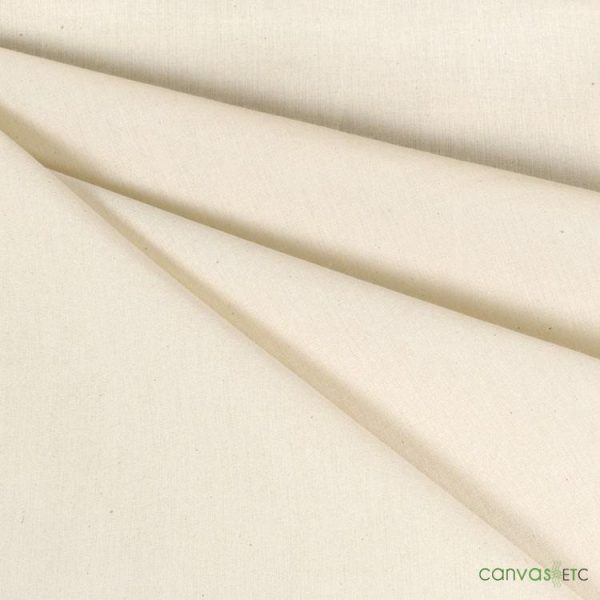 Muslin cotton fabric NFR Natural
