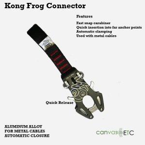 Kong Frog Connector