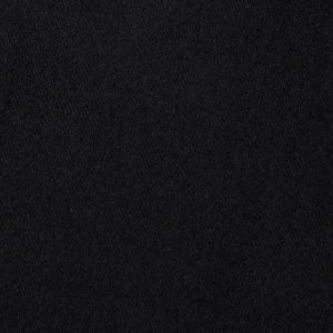 8'H Duvetyne Drape - Black