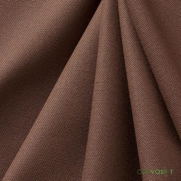 "Brown Canvas - 10 ounce/| 60"" width"