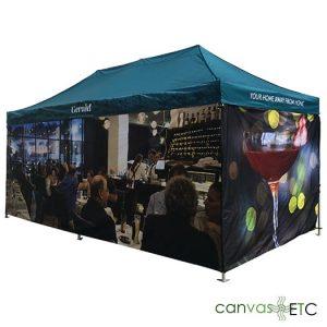 10x20 Pop Up Tent