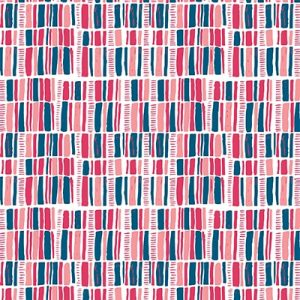 Dash Stripe 150308 | Katja Ollendorff Designs
