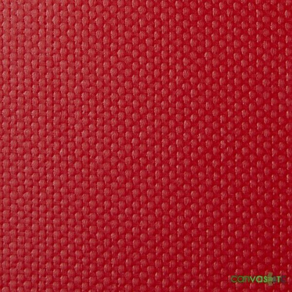 "18 oz Vinyl Coated Fabric | 61"" Red"