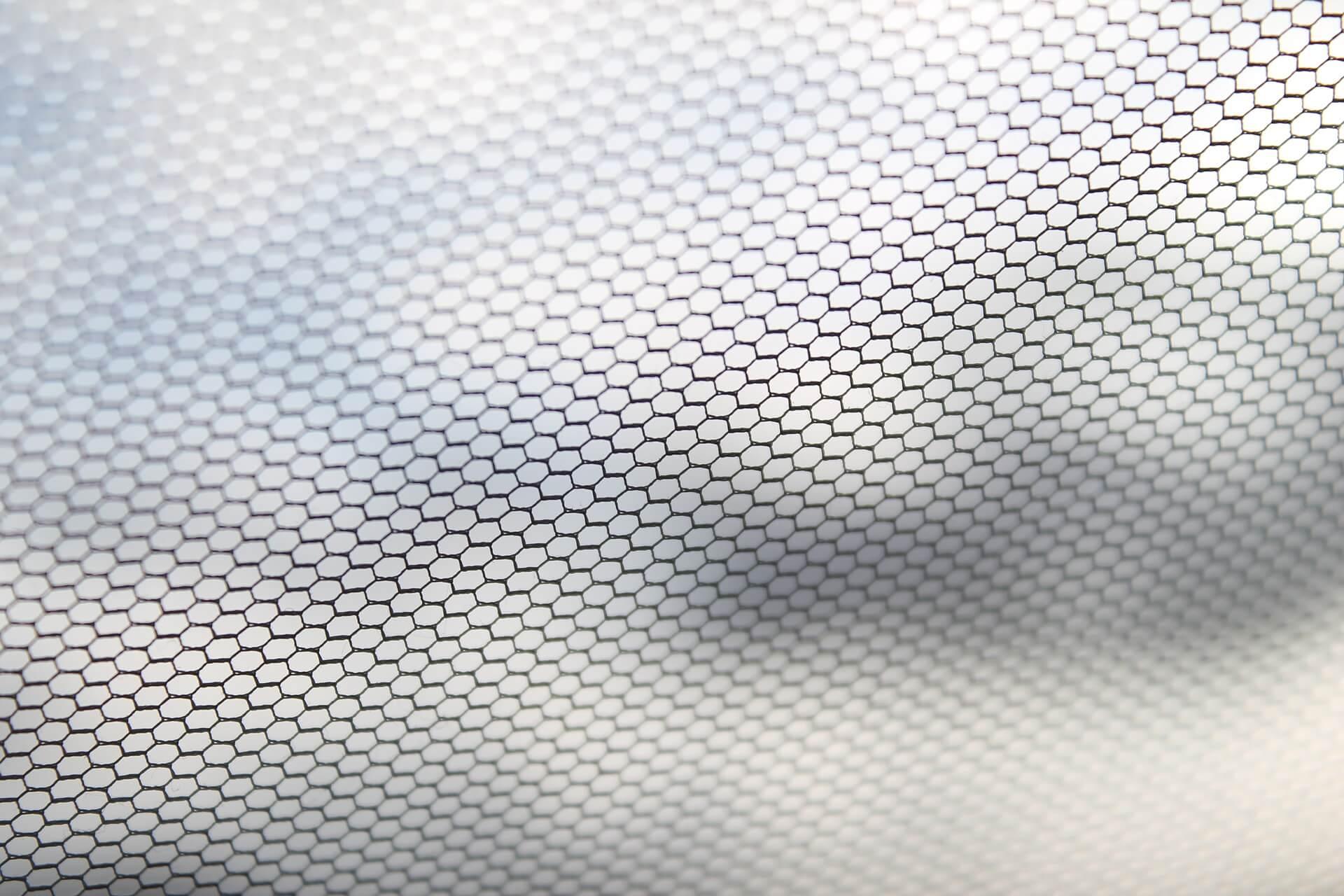 mesh fabric canvas etc