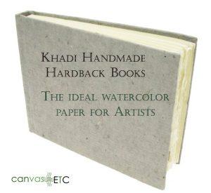 Khadi Handmade Hardbound Books