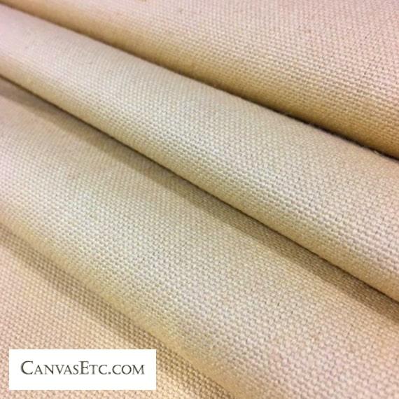 Desert Tan 10 ounce cotton duck fabric
