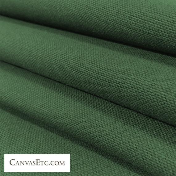 Green Field 10 ounce cotton duck fabric