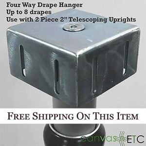 Pipe and Drape Hardware Accessories