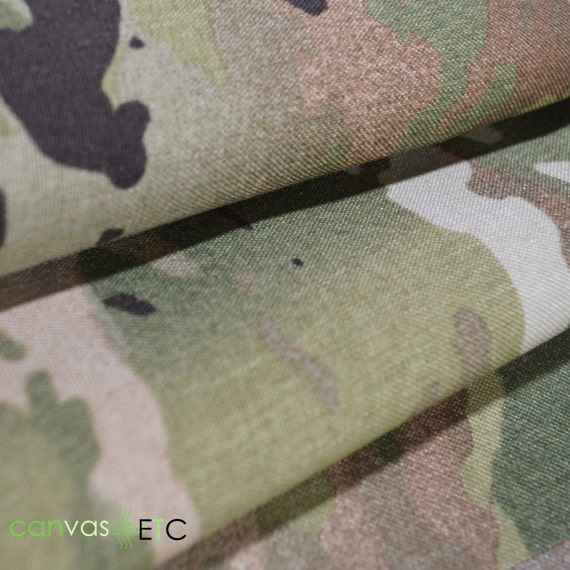 Denier in Operation Enduring Freedom Camo Pattern