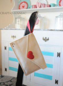 valentine's day crafts canvas etc envelope