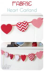valentine's day craft ideas canvas etc